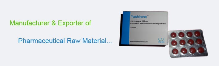 Yashica Pharmaceuticals Private Limited